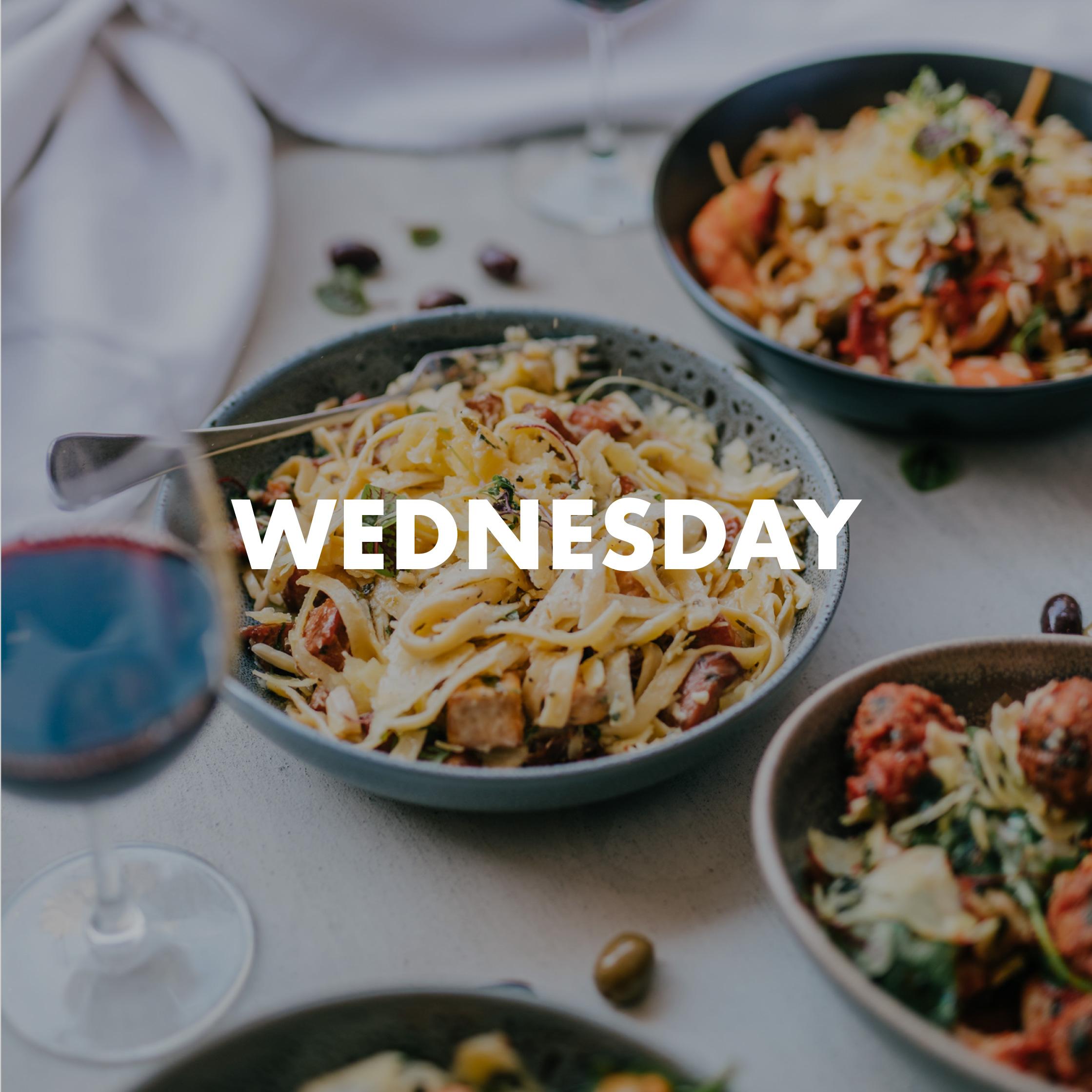 Wed Food Specials: EDGEWORTH TAVERN