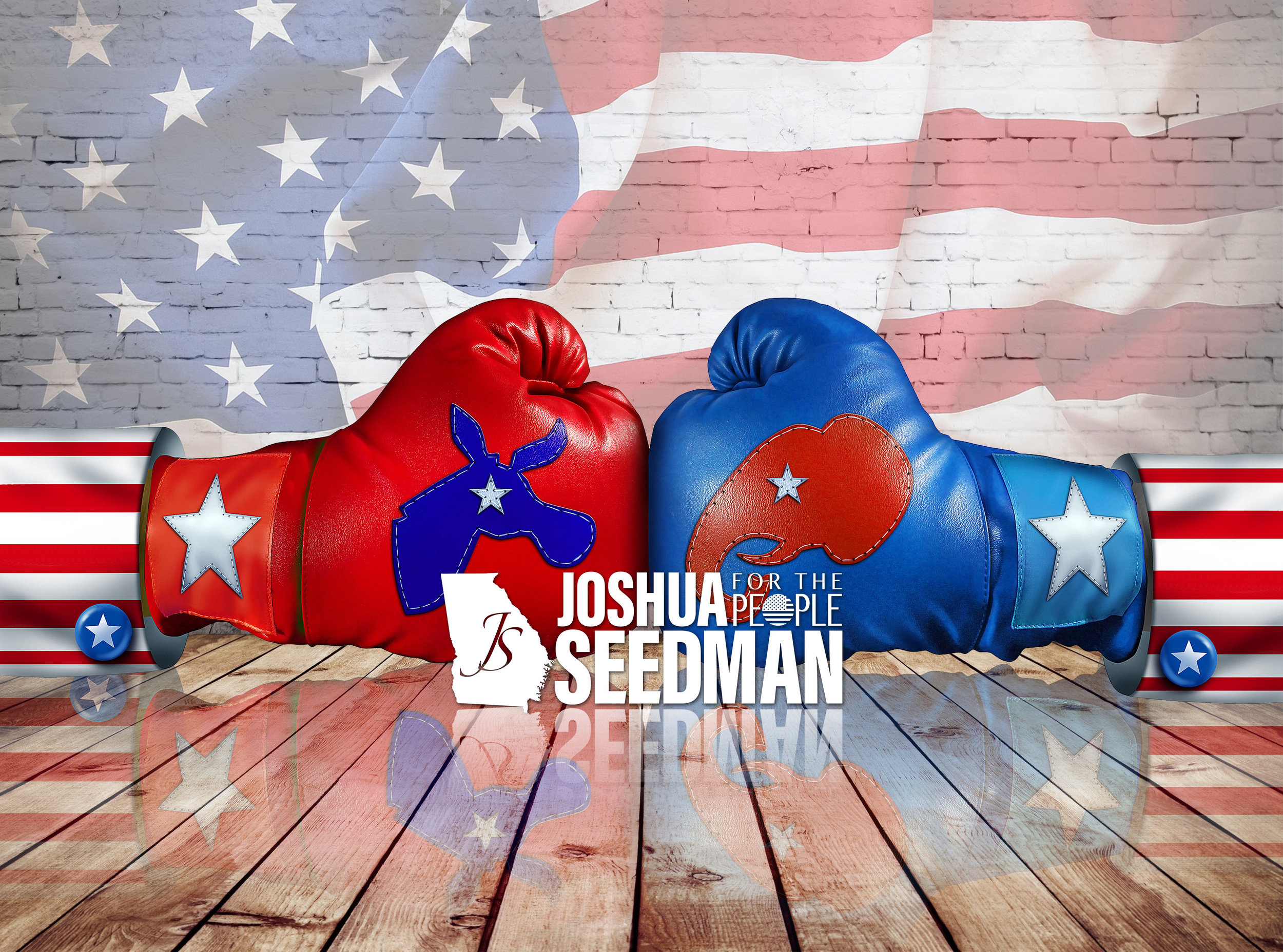 Joshua Seedman | For the People   Official Website