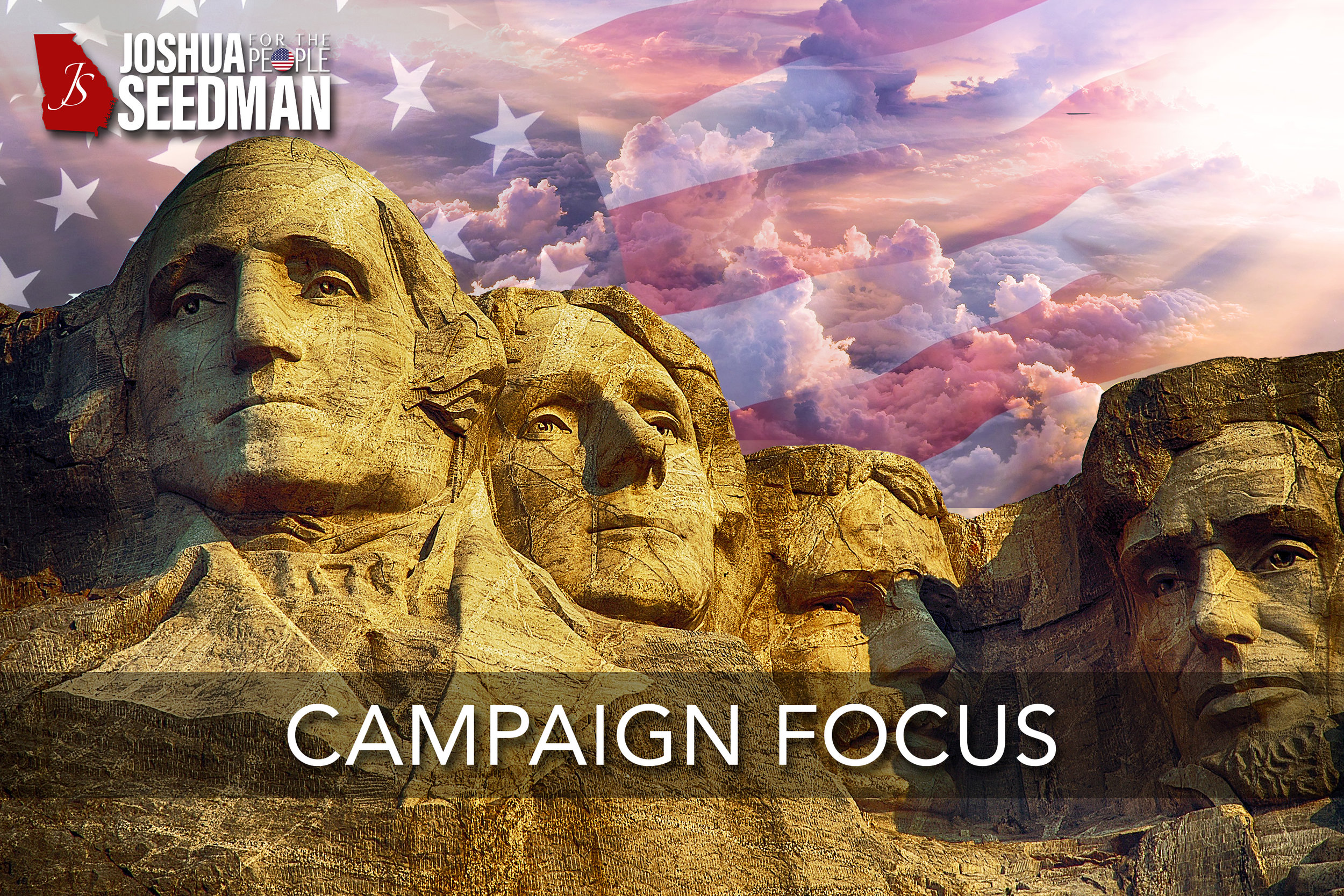 Campaign Focus - Learn why Joshua Seedman is deeply committed and focused to stopping socialism from destroying America.