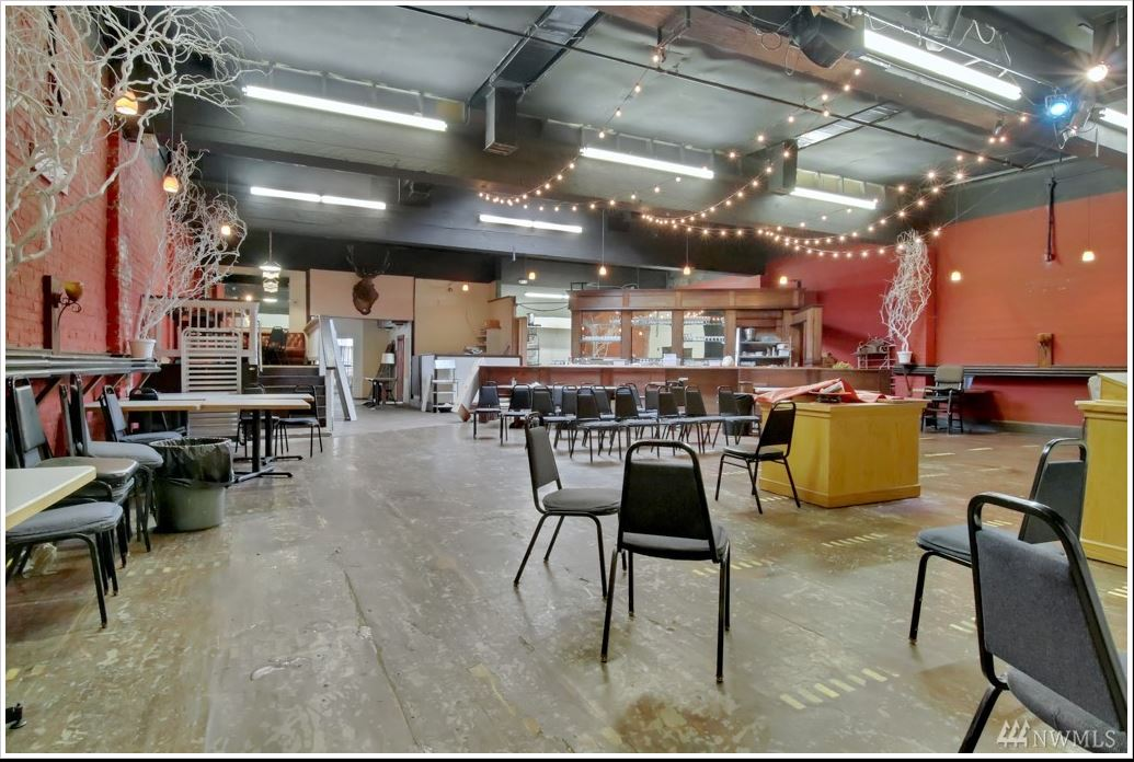 Conference & Event Center - 216 S Tower Ave, Centralia, WA 98531ASKING $250K