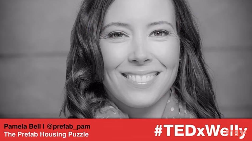 TedX Wellington, New Zealand (2016)