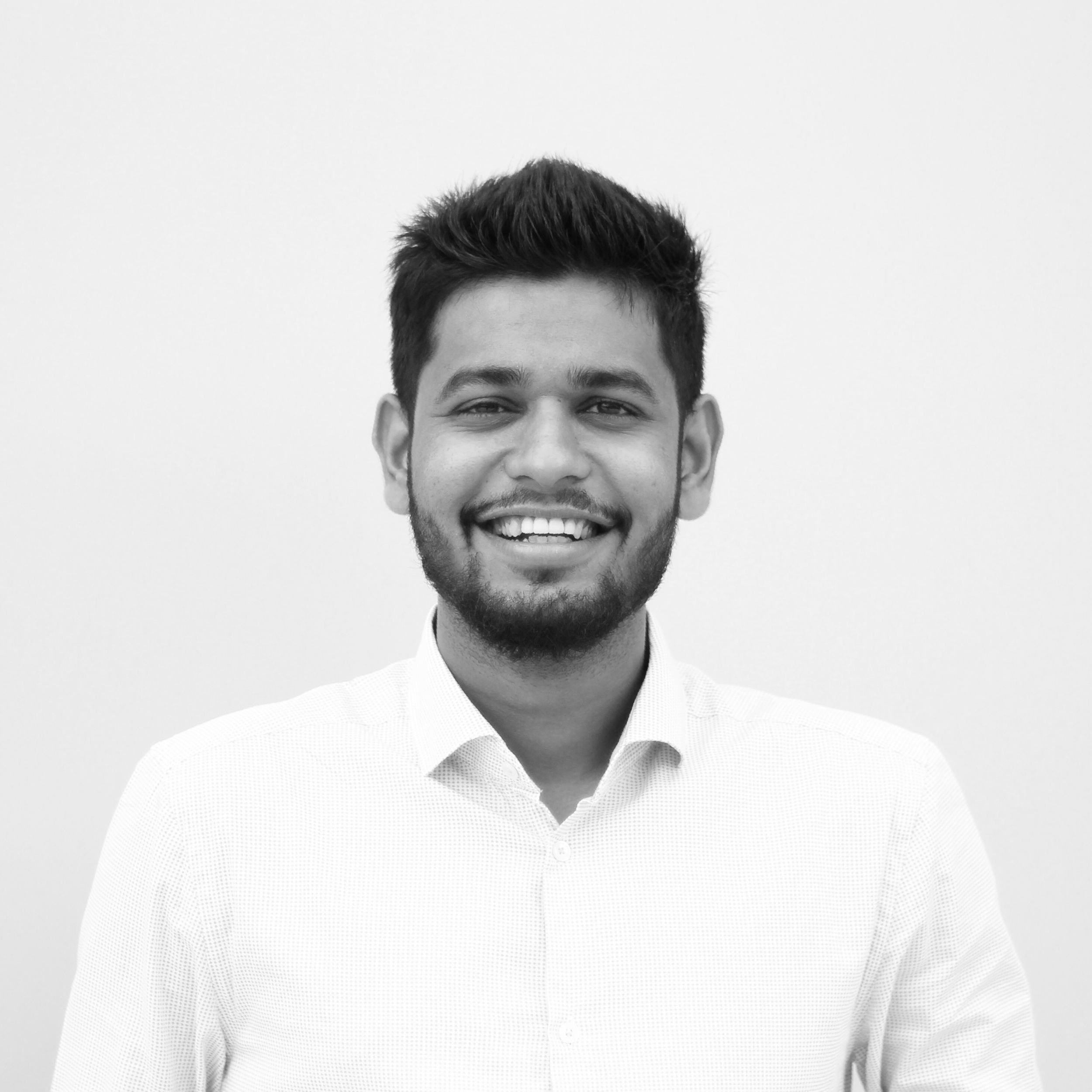 Hardik sojitra - Excited about all things startup and entrepreneurship. Deeply interested in business model generation, operations, and finance. Bollywood fanboy at heart and a devourer of panipuris.LinkedInTwitter