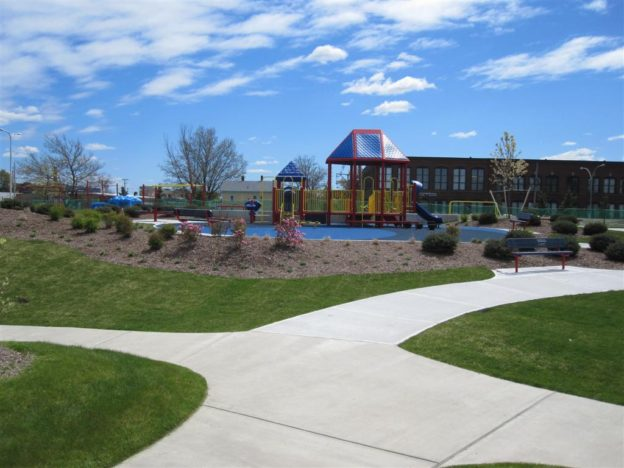 Playgrounds& Parks -