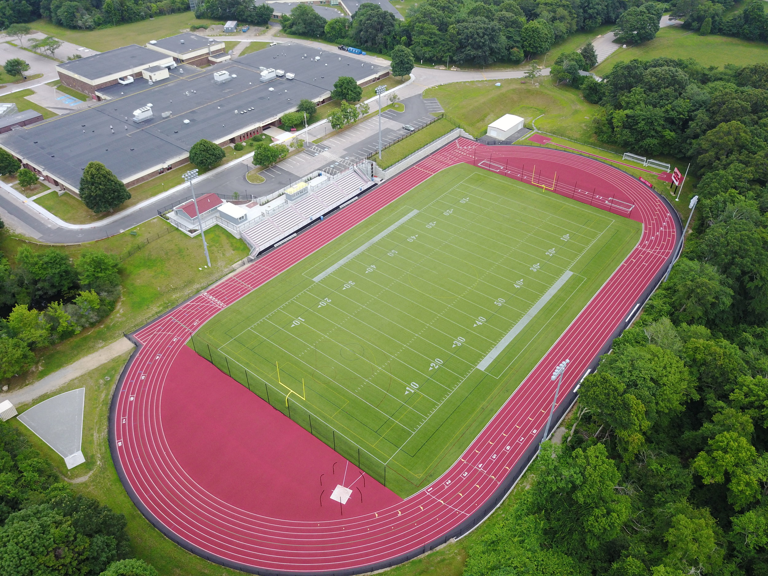 Athletic Facilities -