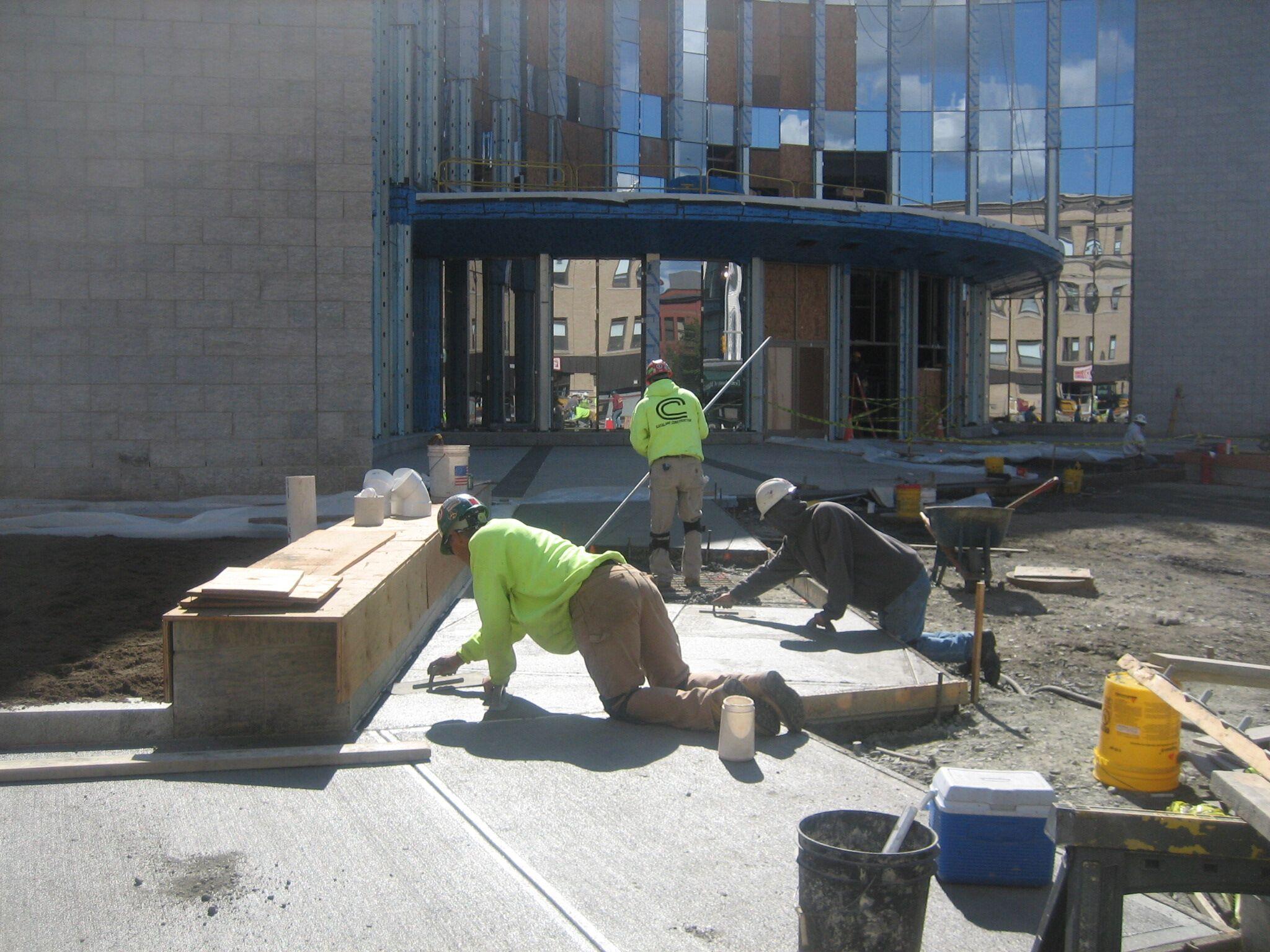Concrete Flatwork -