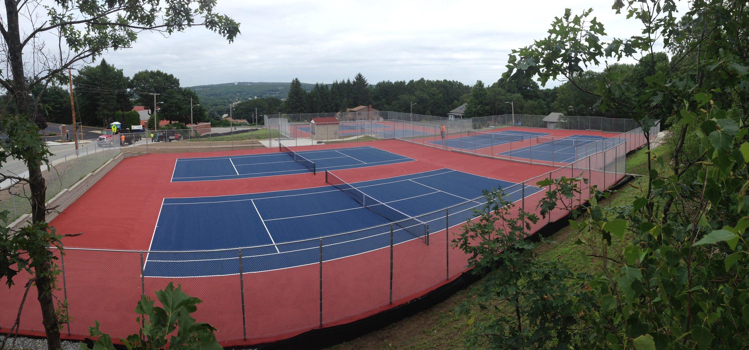 Mount Saint Charles Academy Tennis Complex - Woonsocket.JPG