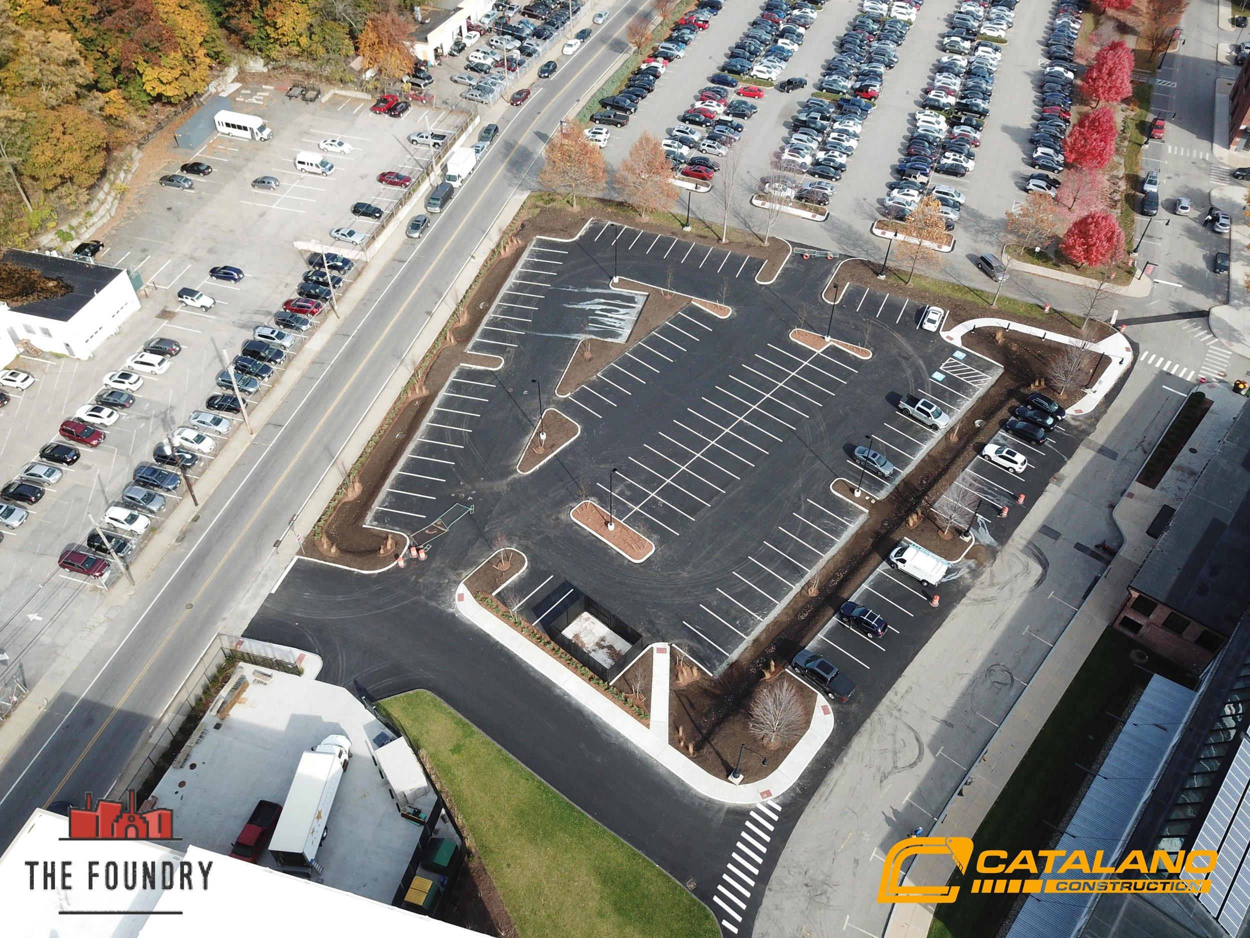 501 Valley Street Parking Lot.jpg