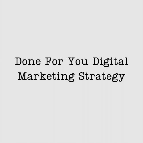 Bespoke digital marketing and social media strategies, social media action plans and social media blueprints for small businesses