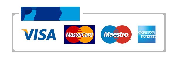 * Vous n'avez pas besoin d'un compte Paypal. Vous pouvez payer avec les cartes de crédit en tant qu'invité sur la page de connexion.