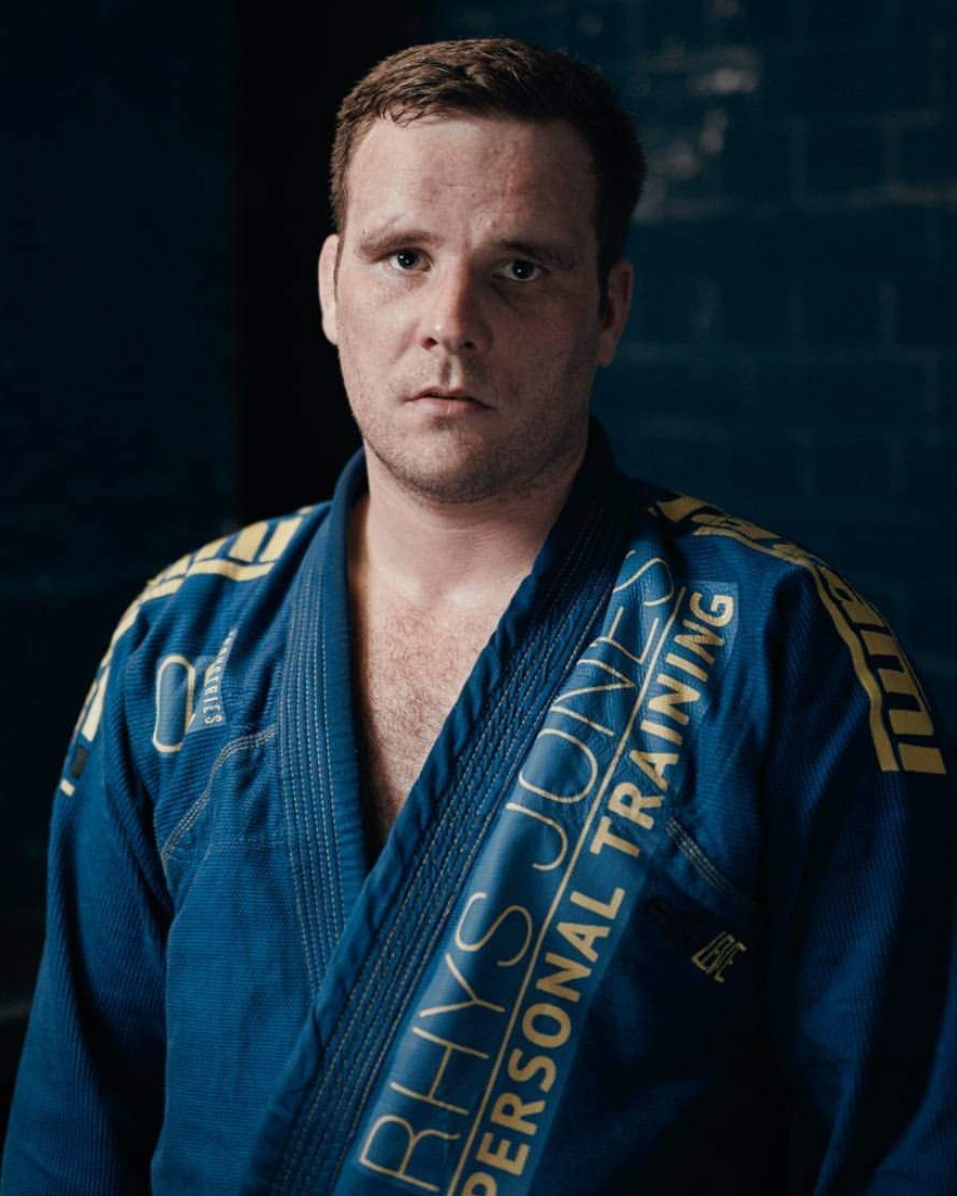 GREG CREEL - Head Coach - BJJ Black Belt