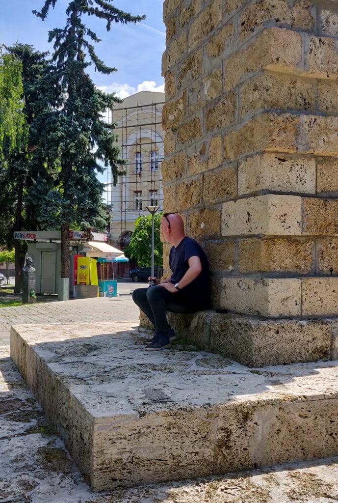 The Peoples Heroes Memorial - Banja Luka