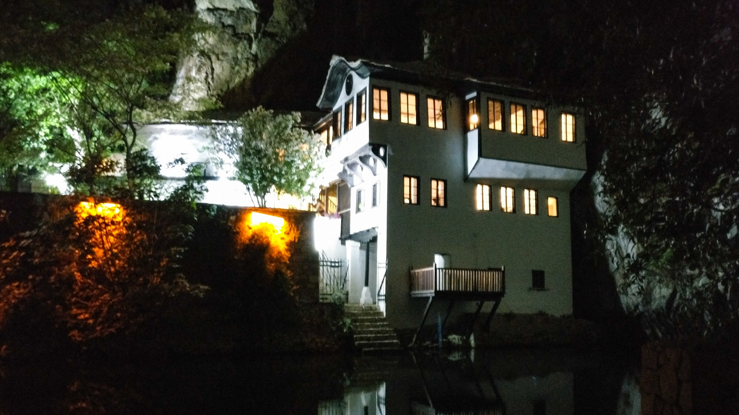 The Tekija (Dervish House) at Blagaj