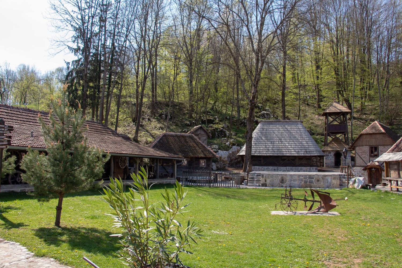 etno selo ljubačke doline