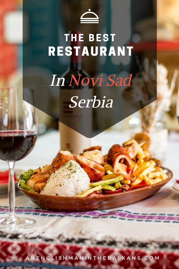 The Best restaurant in Novi Sad, is by far, the Lazin Salaš, a restaurant that serves local food in an authentic Vojvodinan atmosphere.