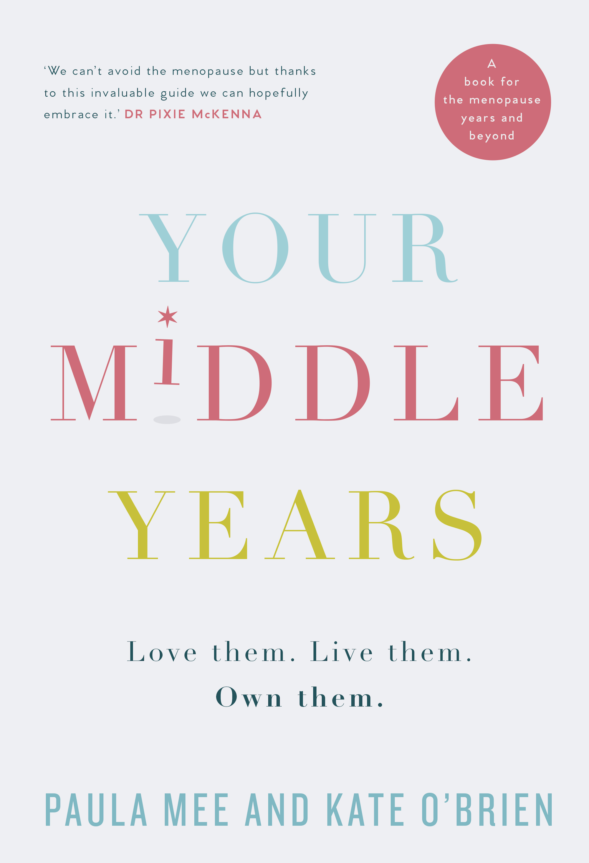 Your Middle Years Final Cover