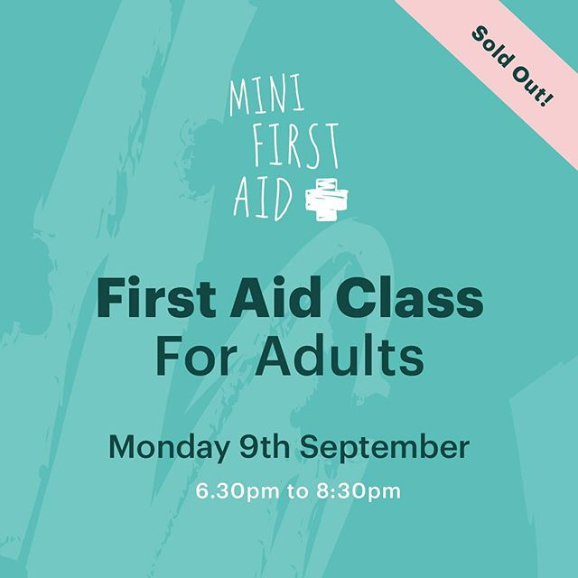 Mini First Aid @minifirstaid are a locally founded organisation offering a range of classes across the UK for all the family, training them in basic life-saving first aid.  Next month, we'll be hosting a first aid class for adults.  Now, usually I'd be pointing you towards booking info but we're SOLD OUT.  It's a popular event so if it's something that interests you be sure to let us know and we'll pencil another one later in the year! . . . #firstaid #minifirstaid #coworking #coworkingspace #coworkingspaces #sharedworkspace #flexible #workspace #office #work #wework #meanwood #independentleeds #smallbusiness #hotdesk #entrepreneur #creative #innovator #freelance #digital #futureofwork #leedslife #leeds678 #craftisbest #leedspopup #meanwood #leedsevent