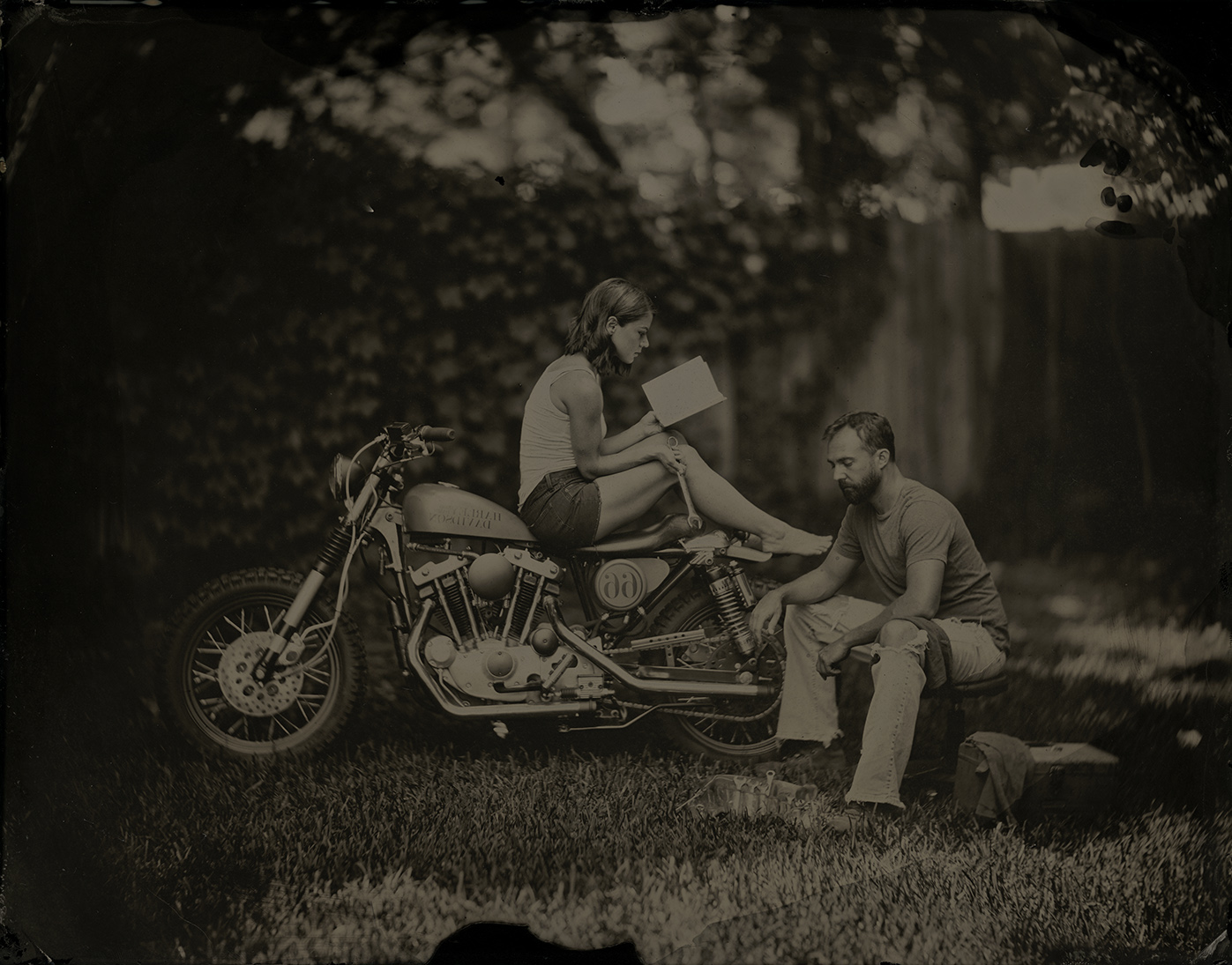 Relationship - Tintypes