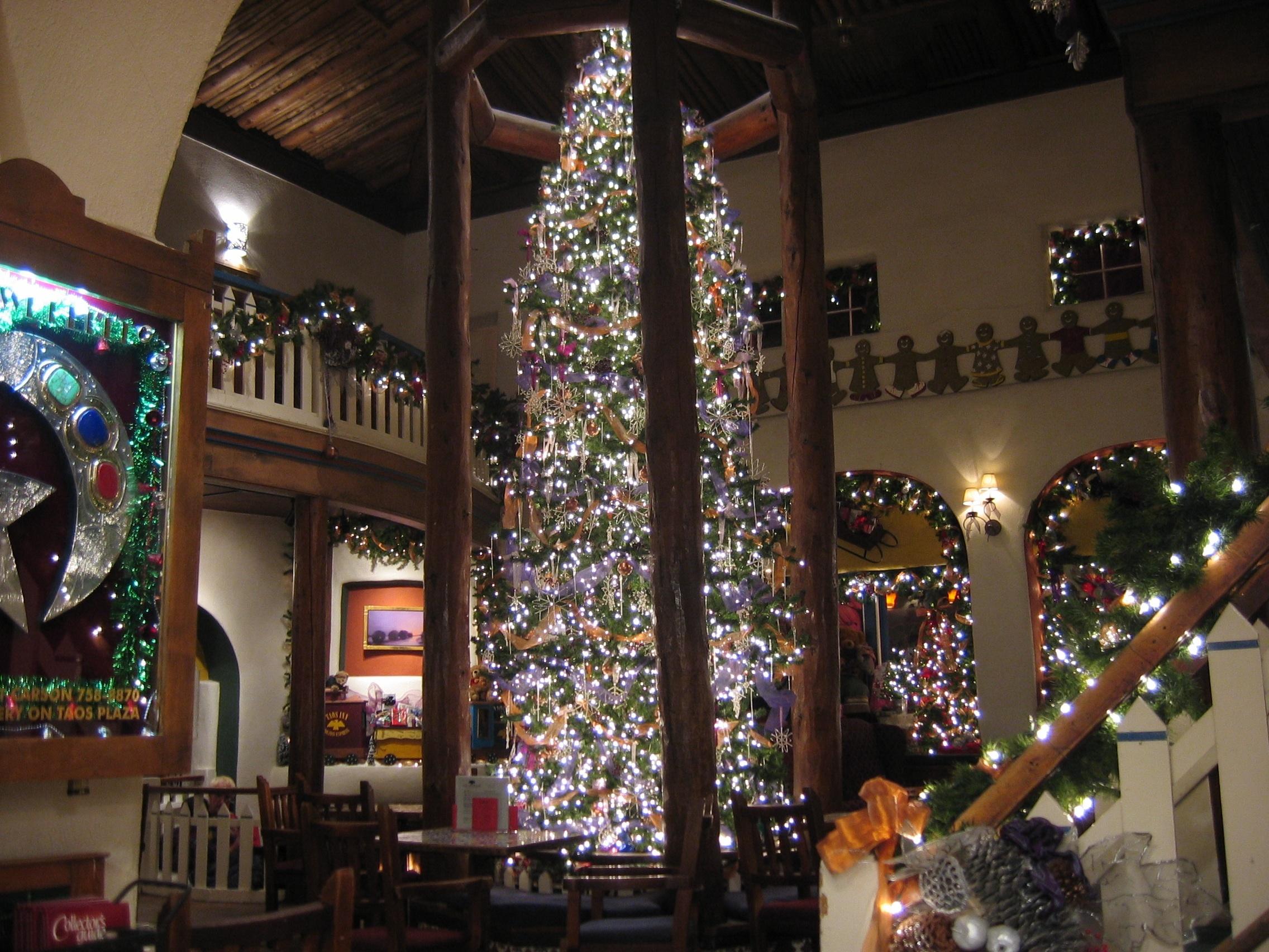 A Terrific Taos Holiday Season — Taos Inn