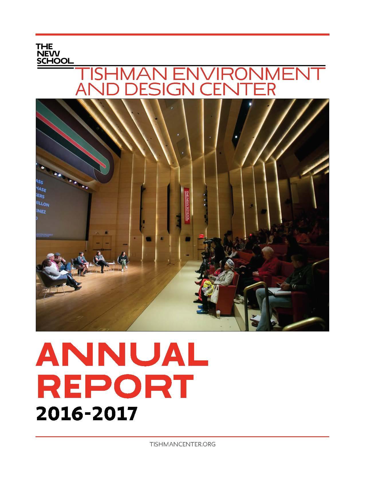 2016/2017 Annual Report -