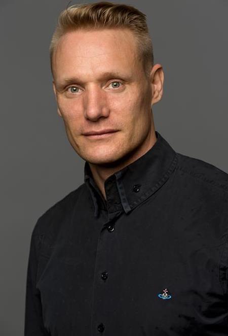 Timo Rissanen , Assistant Professor of Fashion Design at Parsons School of Design