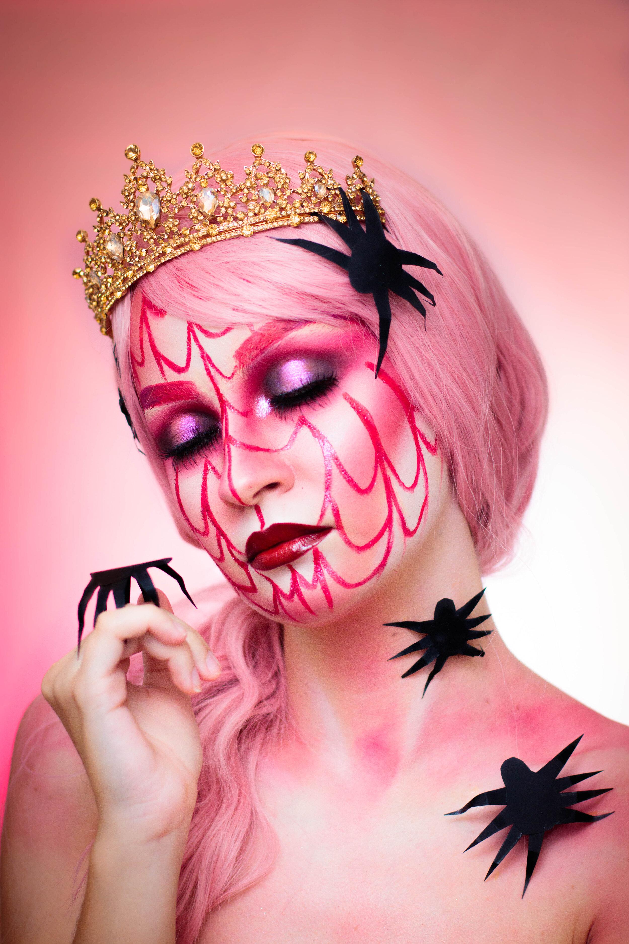spider-queen-halloween-makeup-pauuulette-2.jpg