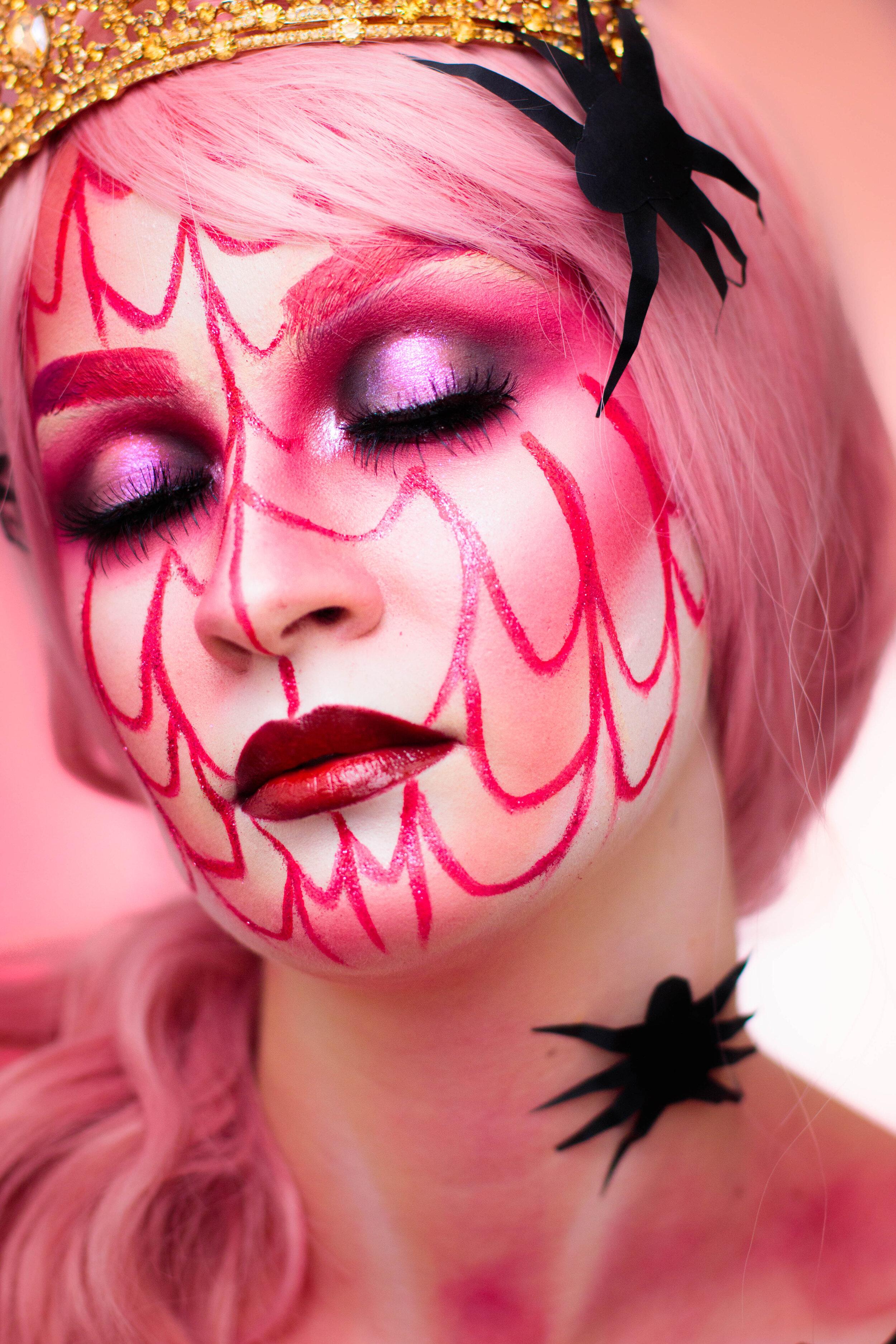 spider-queen-halloween-makeup-pauuulette-3.jpg