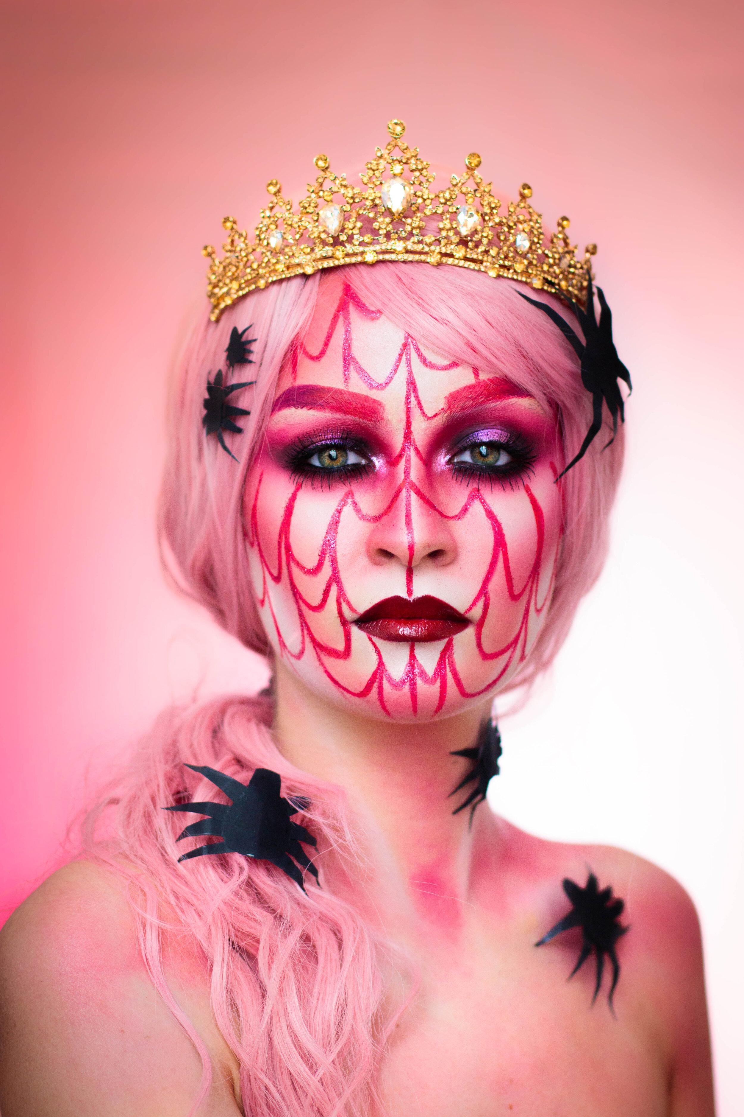 spider-queen-halloween-makeup-pauuulette.jpg