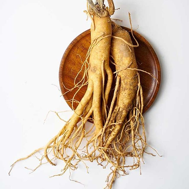 """Red Korean Ginseng🌿 ·  Increase energy ·  Mood improvement ·  Concentration/ Focus ·  Memory ·  Natural anti-inflammatory ·  Boost metabolism/ Weight loss ·  Sexual dysfunction  Red Korean Ginseng AKA Panax Ginseng (Panax means """"All Heal"""" in Greek) is an adaptogenic root used as a natural full body health tonic. RKG helps the body adapt to environmental stressors and toxins. It has been used for centuries in Traditional Chinese Medicine for those who are struggling with low Qi (said Chi), coldness and a yang deficiency, which can display as fatigue. This form can also help with weakness, exhaustion, type 2 diabetes, erectile dysfunction and poor memory. 🚨Fun Fact: The most potent roots are grown at least 6+ years.🤯 ________________________________ We are not medical professionals so please consult your doctor before taking any supplements as some may interfere with health conditions or medications.  _________________________________  Your #1 Natural Supplement store in Seattle. Come by the store in person in the Pike Place Market!  _________________________________ Have more questions? Give us a call at (206)623-2231 or visit us online at Pikeplacenutrition.com  _________________________________ 📸stylecraze.com"""