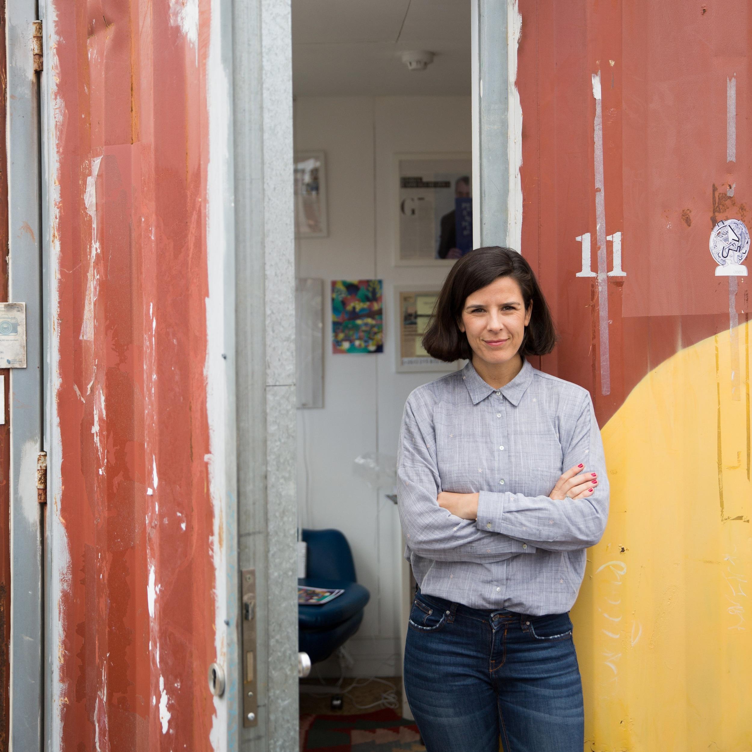 MARIANA DUARTE SILVA / VILLAGE UNDERGROUND LISBOA / PORTUGAL