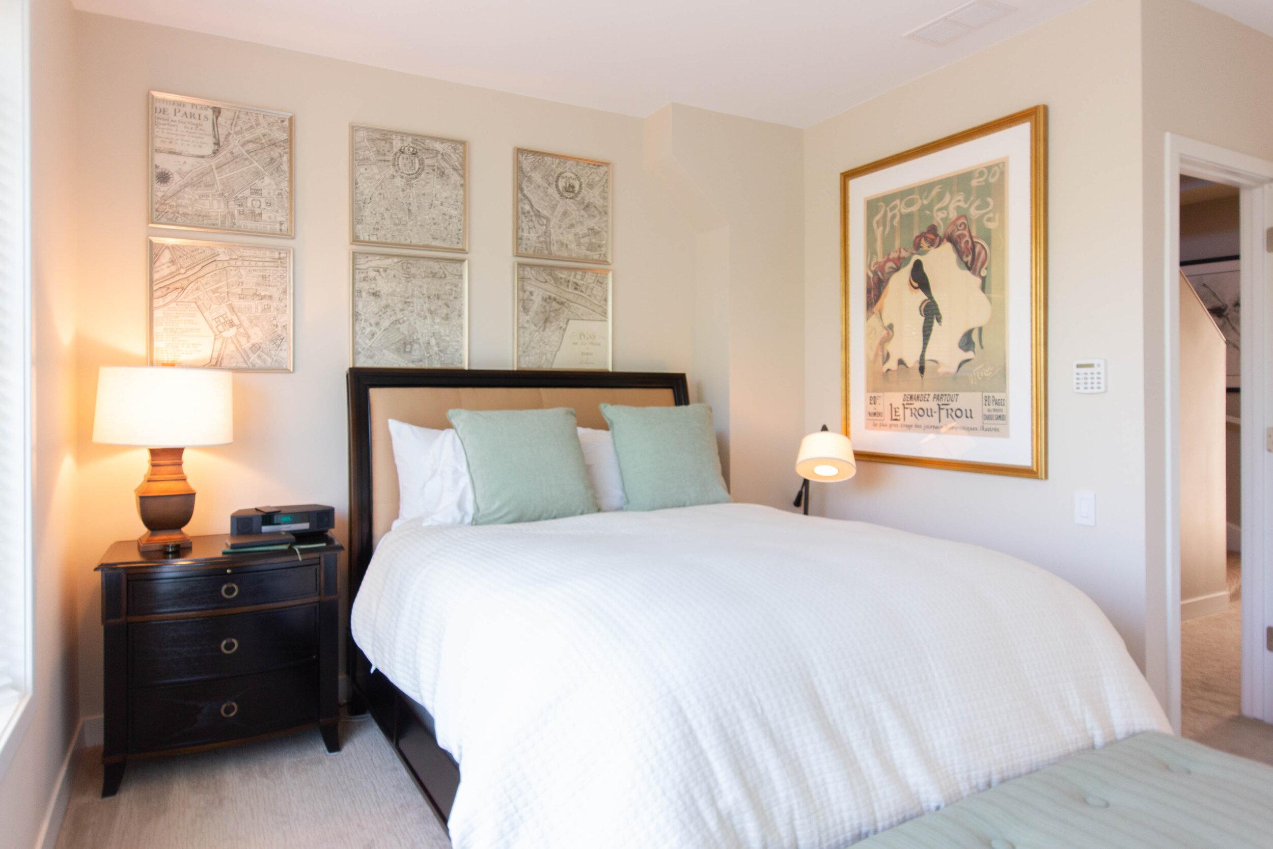 Traditional Master Bedroom Design Inside