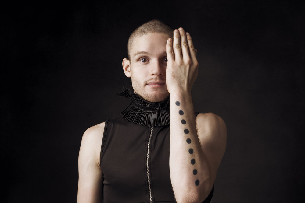 Jacob Regan, dancer