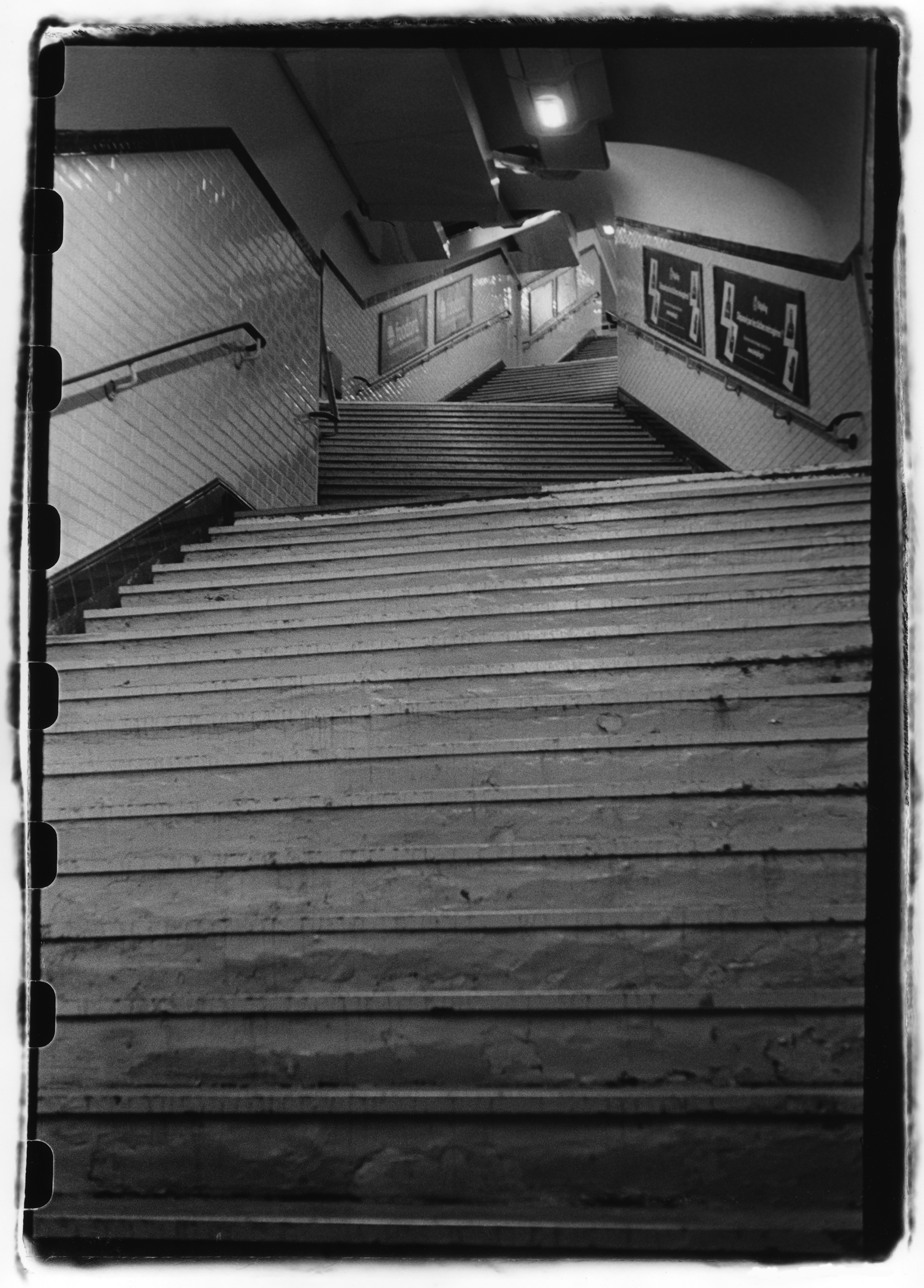 L'escalier fou
