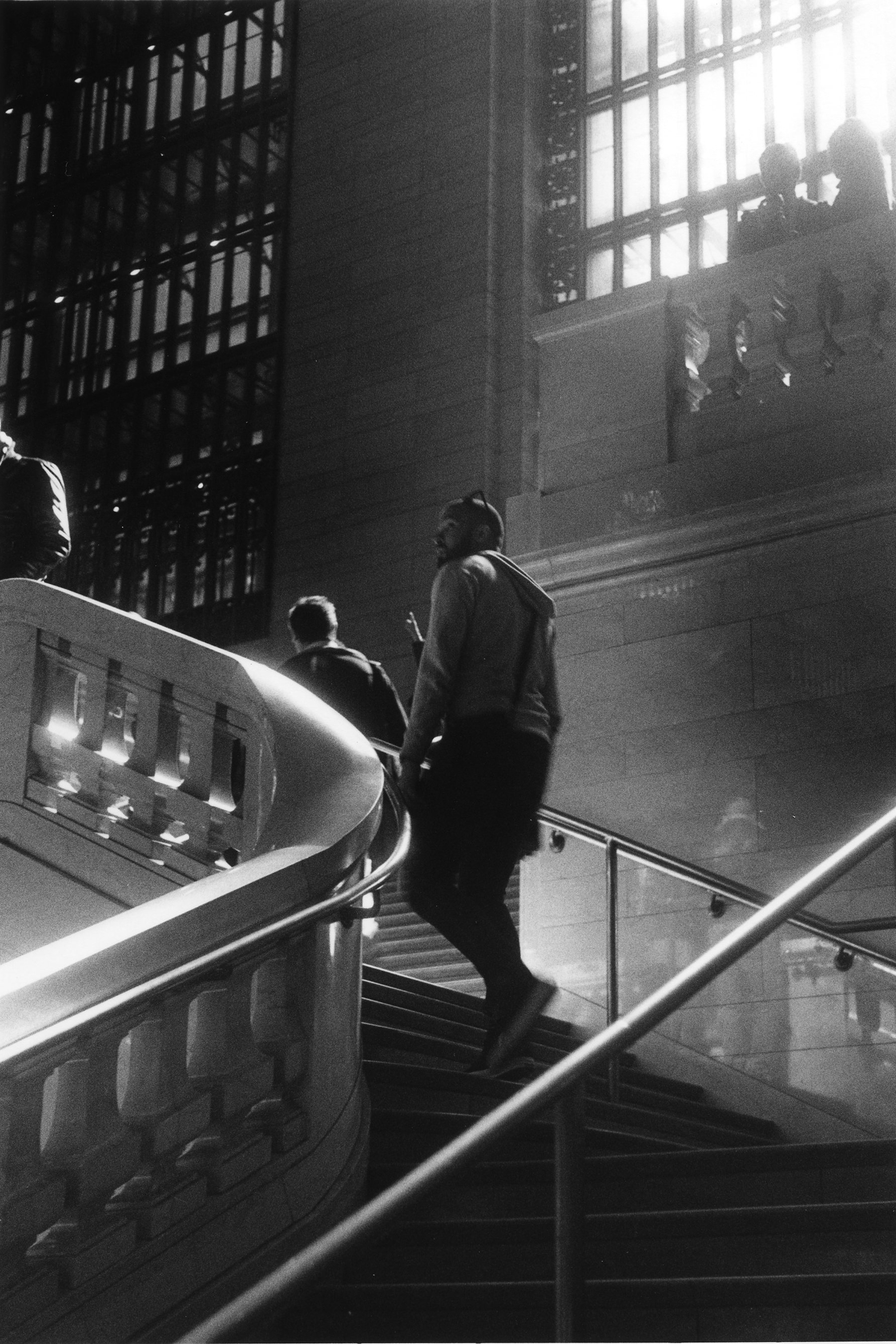 Grand Central Stairs