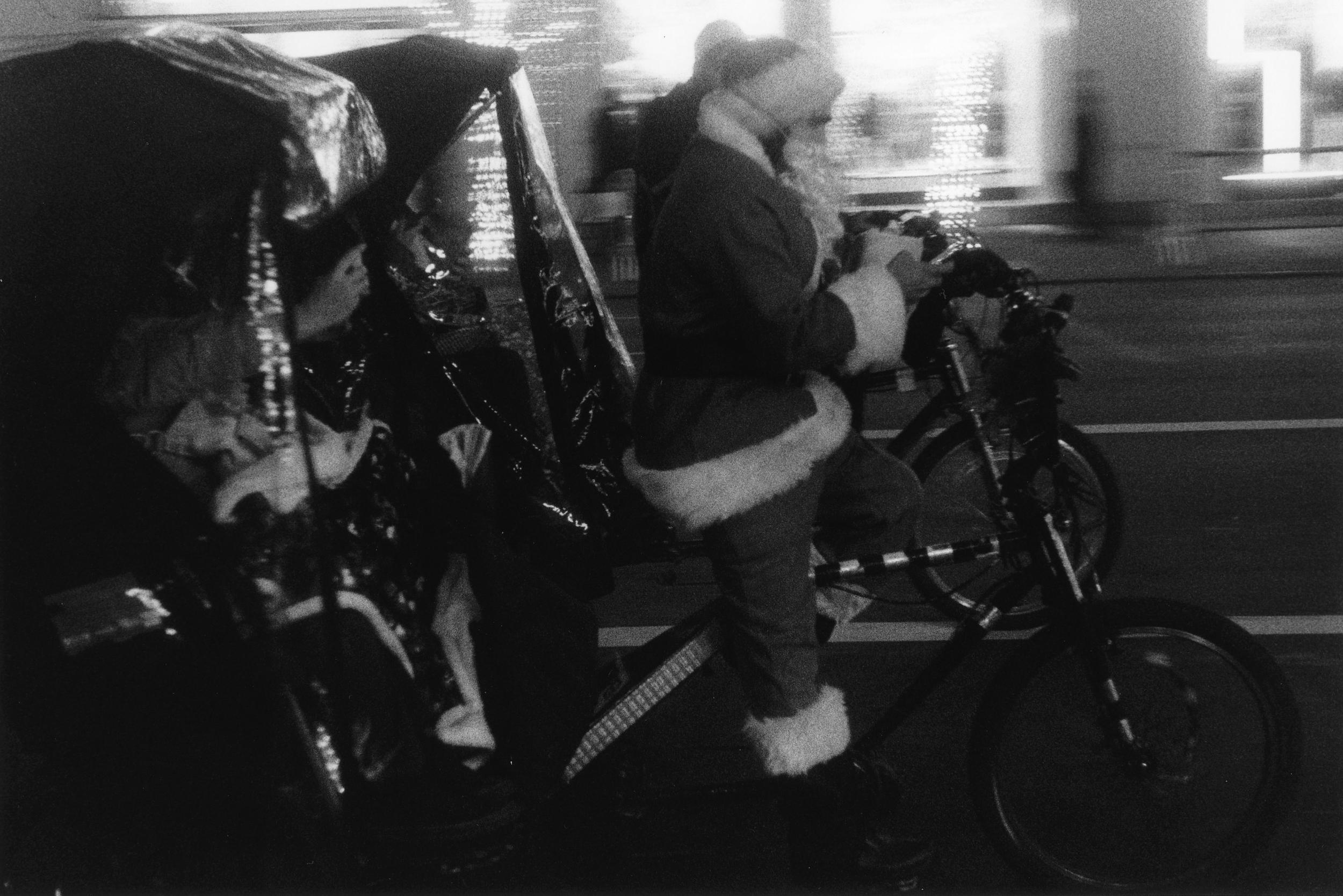 New York Santa