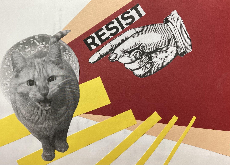 Resist! (Sketchbook)
