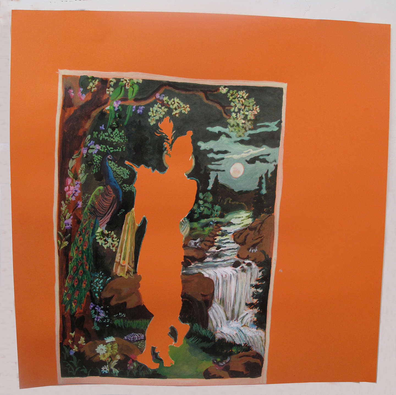 Orange Chimera, Narottan Narayan