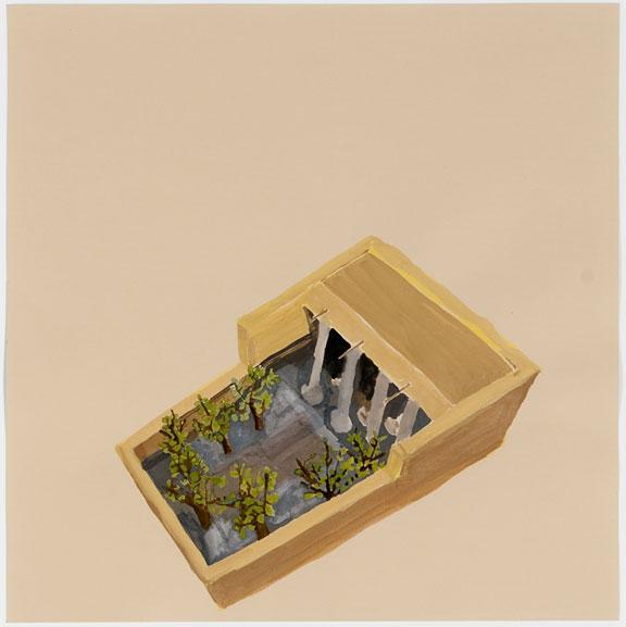 Nomadic Garden, Phil Ross