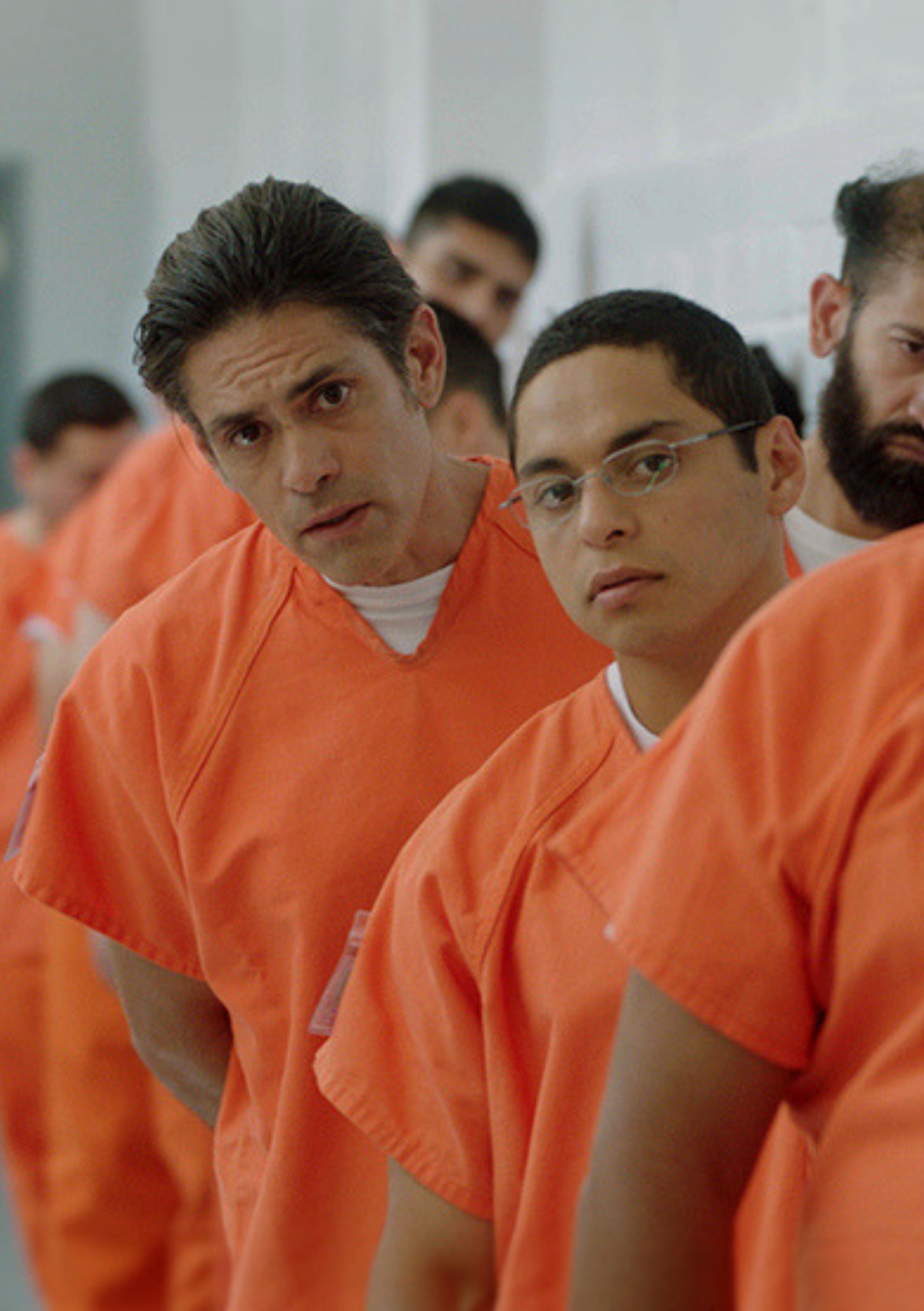 the infiltrators - OVERVIEW: A ragtag group of undocumented youth— Dreamers—deliberately get detained by border patrol in order to infiltrate a shadowy, for-profit detention center. Charged with the crackling suspense of a thriller, this true life tale of courage and resistance exposes the injustices and inhumanity of America's deeply broken deportation system.FILMMAKERS: A film by Cristina Ibarra and Alex Rivera. Ibarra's credits include Las Marthas; P.O.V.'s The Last Conquistador; and Dirty Laundry: A Homemade Telenovela. Rivera's credits include Sleep Dealer, which won awards at Sundance and Berlin.WINNER: Sundance Film FestivalPRESS: The New Yorker, The Guardian, The Hollywood Reporter, Indiewire, The Wrap