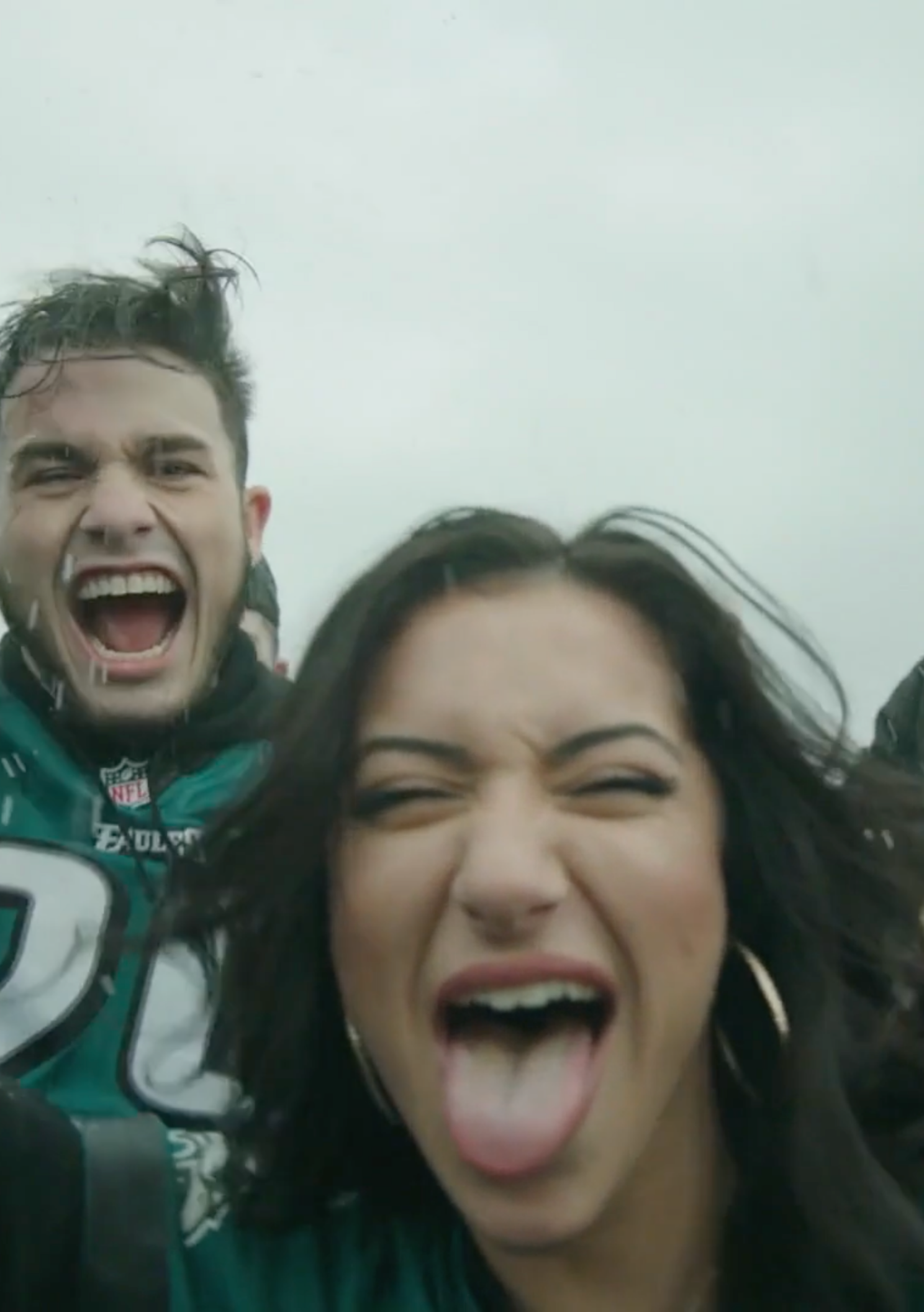 maybe next year - OVERVIEW: Every sports nut knows there's something a little off about Eagles fans. And every Eagles fan - after decades of crushing heartbreak - has accepted the grim reality of, well, maybe next year… The feature documentary spotlights those Philadelphians who put the 'fan' in fanatical all while following the team's wildly unpredictable 2017 season and Super Bowl run.FILMMAKERS: Directed by Kyle ThrashCinematography by Michael FallerEdited by Matt SchaffProduced by Joe Plummer and Ian Ross