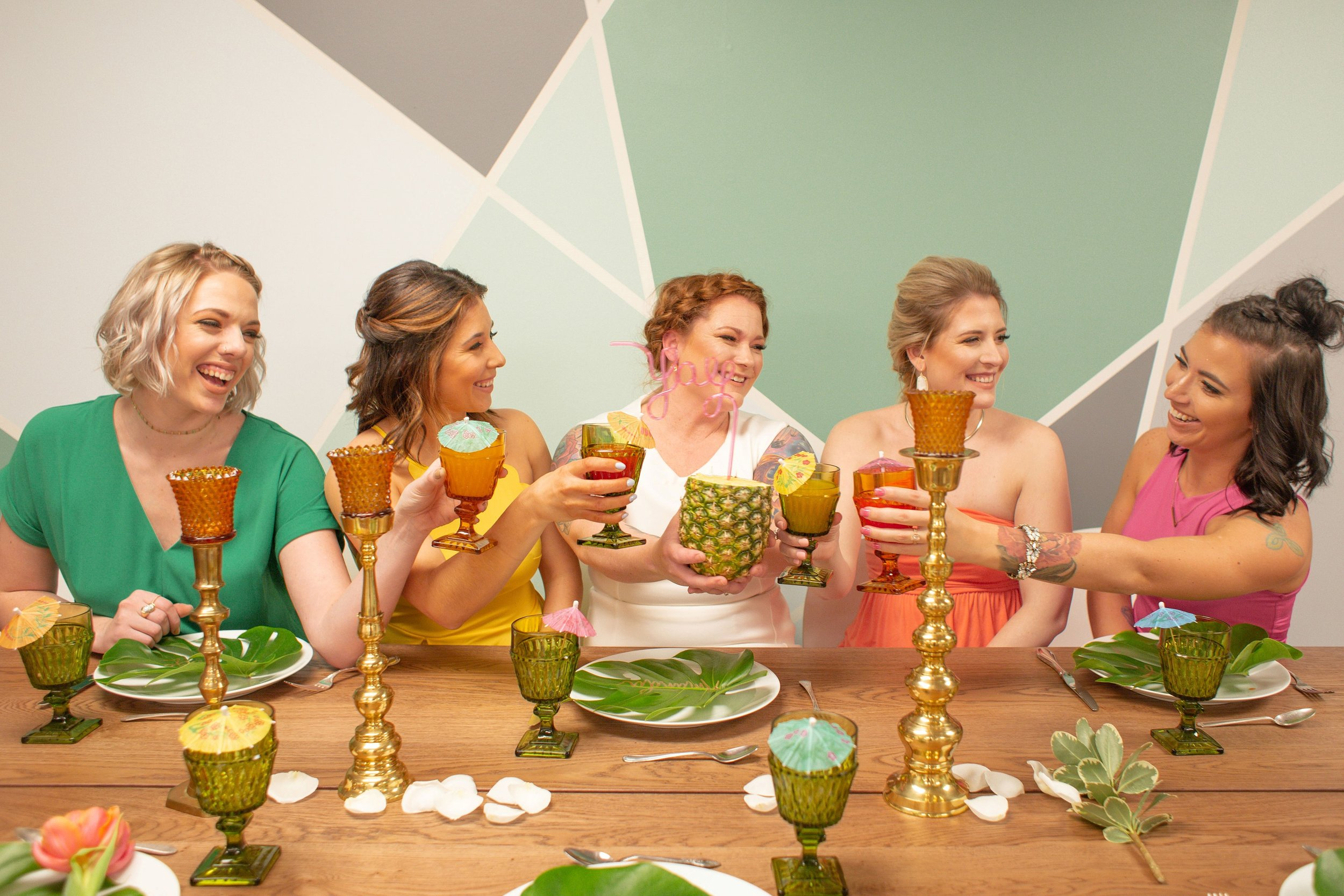 Bridal Shower Venue Space Madison WI - Bring your own food & alcohol - No Restrictions!