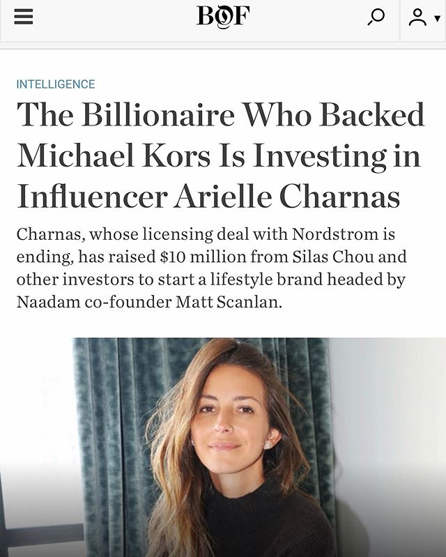 Congratulations @ariellecharnas x @somethingnavy 🌟