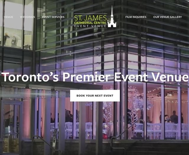 We have introduced a new look to our website, to help better your navigation and experience. Check out our new website for all booking inquiries, gallery and more! Created by: @DesignRooster & Social Media Marketing by: @socialknowhow | www.sjcceventvenue.ca . . . . #website #newwebsite #sjcceventvenue #cathedralcentre #stjamescathedralcentre #events #special #venues #corporateevent #corporateevents #corporateeventstoronto #corporate #workshop #conference #reception #eventdecor #wedding #awardsgala #weddingstoronto #cocktail #socialevents #eventprofs #meetingplanner #meetingprofs