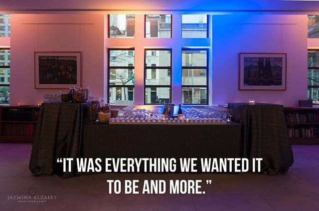 """""""It was everything we wanted it to be and more."""" — Eddy Evans, York University Photo Credit: @jazminaphoto . . . . #sjcceventvenue #cathedralcentre #stjamescathedralcentre #events #special #venues #corporateevent #corporateevents #corporateeventstoronto #corporate #workshop #conference #reception #conferencecentre #eventdecor #corporatecatering #corporatelunch #corporatedinner #wedding #awardsgala #socialevents #eventprofs #eventplanners #meetingplanner #whataview #parkview #happycustomer"""