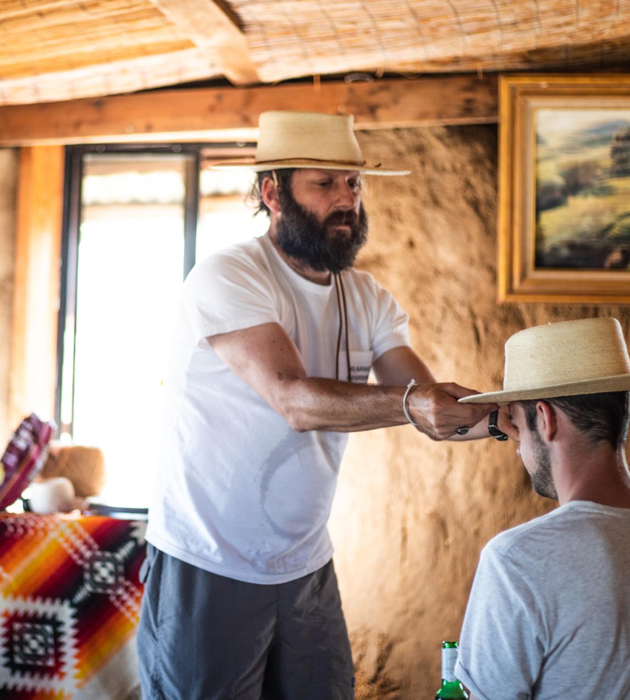 El Rancho Carpintero - Hand Shaped Sombreros@elranchocarpintero