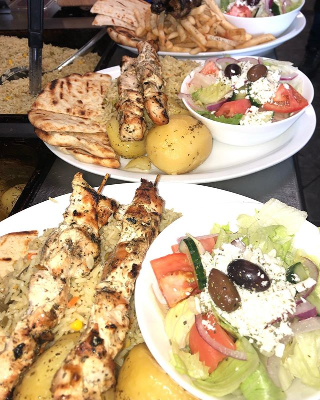 Tell us about your experience at #TheGreekFreakAjax !