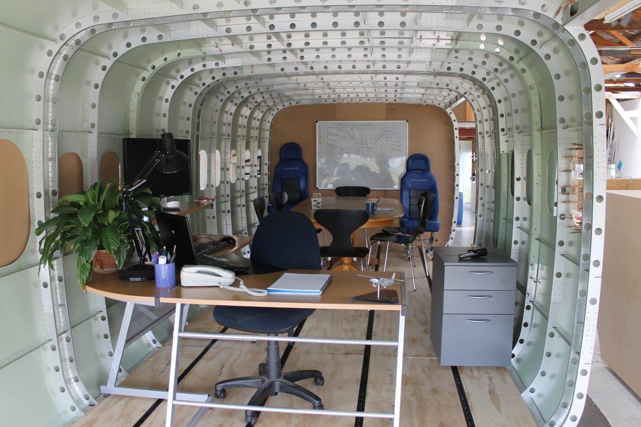 Sora fuselage 1.JPG