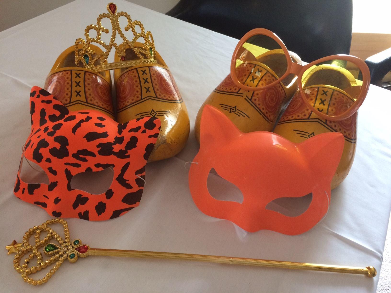 Kingsday-mask