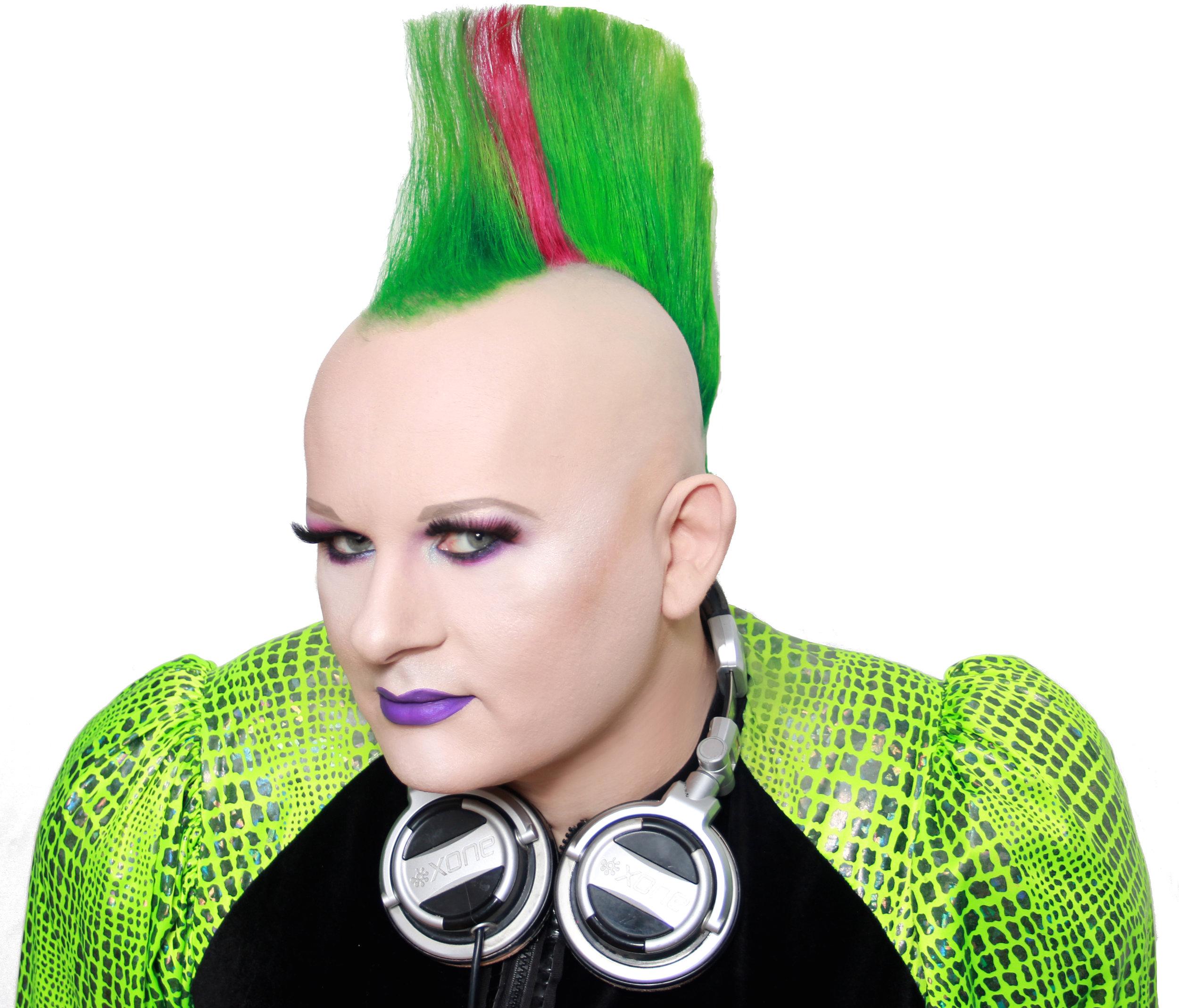 "DJ Rockstar Aaron ""St Patrick's Day Green"" themed events"