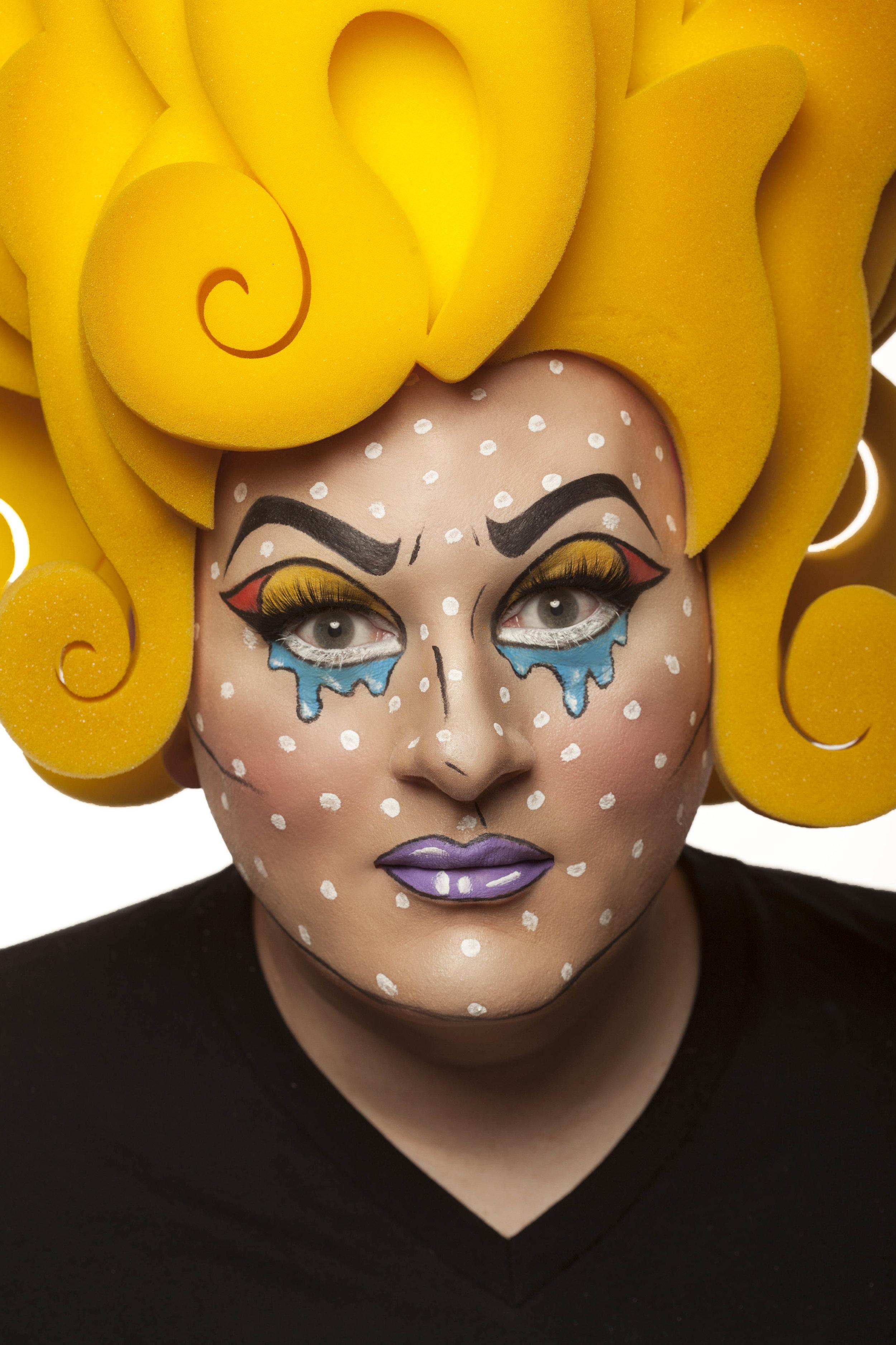 "DJ Rockstar Aaron ""Pop Art / Comic Book / Wig / Comic Con"" themed events"