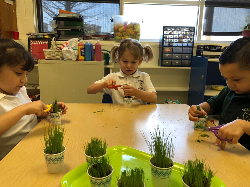 PREKINDERGARTEN PROGRAM (3 & 4) - Pre-K is a hands-on, independent learning program. This means that our students grow and learn by independently selecting their own educational materials (called